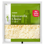 Iceland Mozzarella Cheese 450g