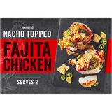 Iceland Nacho Topped Fajita Chicken 360g