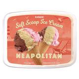 Iceland Neapolitan Ice Cream 2litres