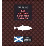 Iceland Oak Smoked Scottish Salmon 100g