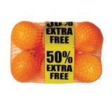 Iceland Oranges 50% Extra Free 4 Pack