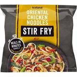 Iceland Oriental Chicken Noodles Stir Fry 750g
