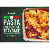 Iceland Pasta Bolognese Traybake 1.2kg