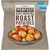 Iceland Perfect Beef Dripping Roast Potatoes 900g