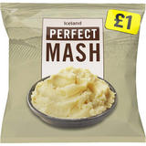 Iceland Perfect Mashed Potato 908g