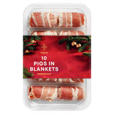 Iceland Pigs in Blankets 200g