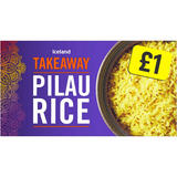 Iceland Pilau Rice 350g