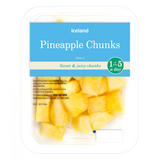 Iceland Pineapple Chunks 320g