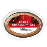 Iceland Pork & Cranberry Pâté 220g