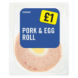 Iceland Pork & Egg Roll 130g
