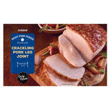 Iceland Pork Leg Crackling Joint 700g