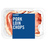 Iceland Pork Loin Chops 550g