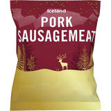 Iceland Pork Sausagemeat 350g
