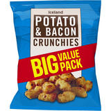Iceland Potato and Bacon Crunchies 1.15kg