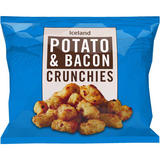 Iceland Potato and Bacon Crunchies 550g