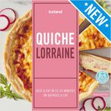 Iceland Quiche Lorraine 400g