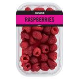 Iceland Raspberries 150g