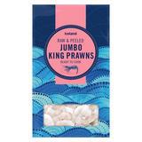 Iceland Raw & Peeled Jumbo King Prawns 300g