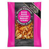 Iceland Ready Cooked Bang Bang Chicken Breast Strips 400g
