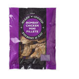 Iceland Ready Cooked Bombay Chicken Mini Fillets 400g