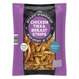 Iceland Ready Cooked Chicken Tikka Breast Strips 450g