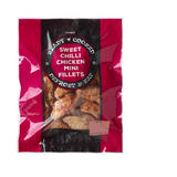 Iceland Ready Cooked Sweet Chilli Chicken Mini Fillets 400g