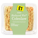 Iceland Reduced Fat* Coleslaw 550g