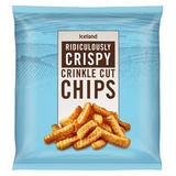 Iceland Ridiculously Crispy Crinkle Cut Chips 1.2kg