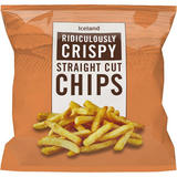Iceland Ridiculously Crispy Straight Cut Chips 1.2kg