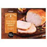Iceland Roast From Frozen Boneless Butter Basted Chicken Breast Joint 1.25Kg