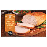 Iceland Roast From Frozen Boneless Butter Basted Chicken Breast Joint 525g