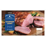 Iceland Roast From Frozen Easy Carve Boneless Basted Gammon Joint with a Honey Glaze 700g