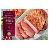 Iceland Roast From Frozen Marmalade Flavour Glazed Gammon Joint 1.6Kg