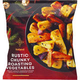 Iceland Rustic Chunky Roasting Vegetables 750g