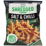 Iceland Salt and Chilli Crispy Shredded Chicken 450g