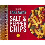 Iceland Salt and Pepper Chips 450g