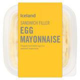 Iceland Sandwich Filler Egg Mayonnaise 200g