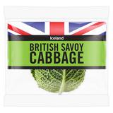 Iceland Savoy Cabbage
