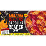 Iceland Scarily Spicy Carolina Reaper Curry 375g
