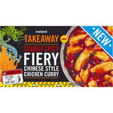 Iceland Scarily Spicy Fiery Chinese Style Chicken Curry 375g