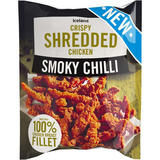 Iceland Smoky Chilli Crispy Shredded Chicken 450g