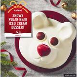 Iceland Snowy Polar Bear Iced Cream Dessert 605g