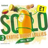 Iceland Solo 3 Exotic Burst Lollies 300ml