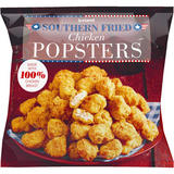 Iceland Southern Fried Chicken Breast Popsters 850g