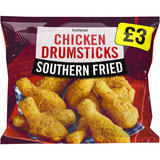 Iceland Southern Fried Chicken Drumsticks 850g