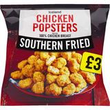 Iceland Southern Fried Chicken Popsters 850g
