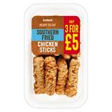 Iceland Southern Fried Chicken Sticks 207g