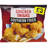 Iceland Southern Fried Chicken Thighs 850g
