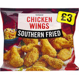 Iceland Southern Fried Chicken Wings 850g