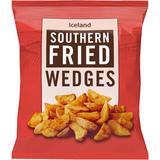 Iceland Southern Fried Wedges 1kg